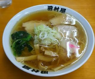 田村屋 - ラーメン(620円)