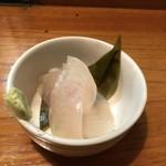 貫平鮨 - 先付