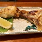 貫平鮨 - 鰤カマ焼き