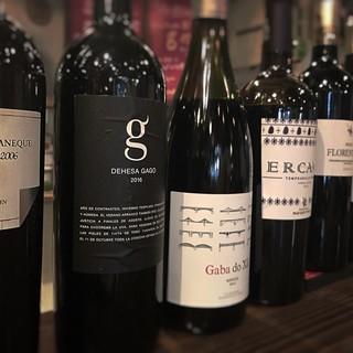 【ワイン】ワインは全てスペイン産