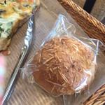 平野パン - オレンジあんぱん