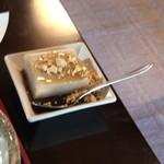 山法師 - デザートの蕎麦豆腐