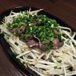 東北料理と柚のかほり 柚柚 - 牛タン塩焼き