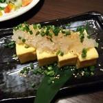 東北料理と柚のかほり 柚柚 - だし巻き玉子