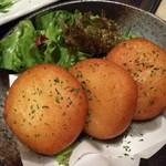 東北料理と柚のかほり 柚柚 - カマンベールチーズ揚げ