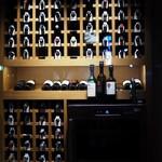BarBies Grill - 圧巻のワインセラー