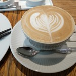 パティスリー・パリセヴェイユ - ドリンク写真:カフェクレーム