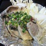 鴨ん家 - 牡蠣ポン酢