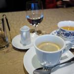 ルモンド・ガーデン - 最後に、コーヒーやハーブティを頂きました。 ゆっくり過ごせて大満足のランチでした♪