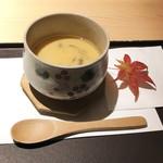 日本焼肉 はせ川 - 日替わり旬の蒸し物 /