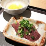 日本焼肉 はせ川 - レバー