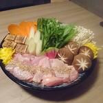 ichidori - 水炊き具材