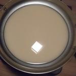 ichidori - 水炊きスープ
