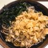 江戸丸 - 料理写真:たぬきそば(360)