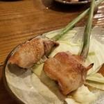 95507116 - 谷中生姜豚バラ巻