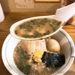 別邸 三く 中華㐂蕎麦 萃 -