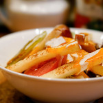 アサクラ - フルーツいっぱいのサラダ
