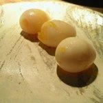 9551655 - これがマジうまなうずらの卵。
