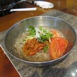 焼肉 永福苑 - 冷麺