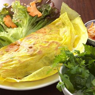 現地へ直接足を運び本場のベトナム料理の世界を披露