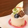 だんろの家 - 料理写真:【期間限定】りんごと紅茶のケーキ