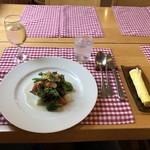 カフェレストランおきらく亭 - 料理写真:オードブル
