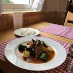 カフェレストランおきらく亭 - メイン