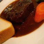 鉄板焼 ヒロ - 料理写真:タンシチュー