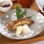 ◆11月の魚『カレイの西京焼き御膳』