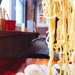 95522905 - 『味噌チャーシュー麺』麺りふとん