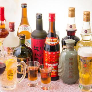 山椒香る本格中華を、厳選ワインと共にご堪能ください。