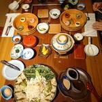 旅館三治郎 - 料理写真: