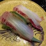95524728 - こしょう鯛 サラッとした白身で質感は少し舌触りを感じる