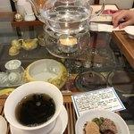 神戸岩茶荘 - 二度目の訪問時「四季蘭」