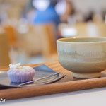 Cafe 椿 - 正面から