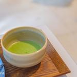 Cafe 椿 - 抹茶