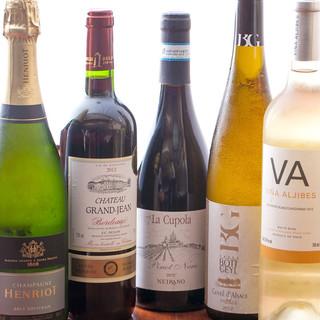 【こだわりのワイン】ソムリエ談「串揚げに合わせました」