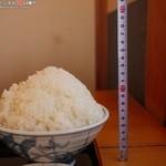 とんかつビストロ 肉のマルコウ - 特盛りは13cmオーバー!