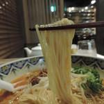 中国旬彩SORA - 坦々麺の麺