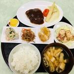 なみへい - 千葉県いすみ市定食