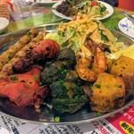 インド・ネパール料理 マナカマナ - ミックスタンドール
