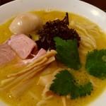 95533385 - 濃密雲丹らぁ麺