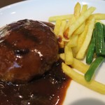 MEAT DINING River:Ve - ハンバーグ