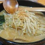 麺天 湯気家 - 料理写真:味噌ラーメン