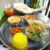 アムラパーリー - 料理写真:ランチセットA