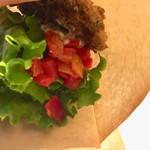 the 3rd Burger - ローカーボバーガー