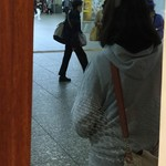 95537002 - 横浜駅まで迎えに行って待機中