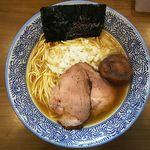 煮干しつけ麺 宮元 -