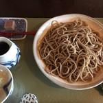 百日紅 - 玄碾き蕎麦