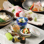 和 吉野 - 会席料理イメージ